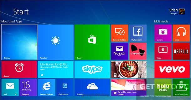 Windows 8.1 Professional x64 ISO Incl Update Jan 2016 Latest Version Download