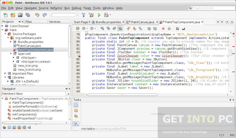 NetBeans 8.0.2 Complete Bundle Latest Version Download