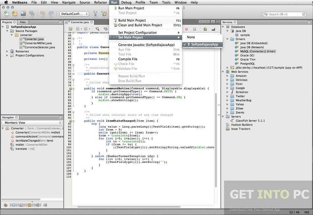 NetBeans 8 0 2 Complete Bundle Free Download