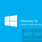 Windows 10 Redstone 1 14257 ISO AIO 30in1 Free Download:freedownloadl.com Operating Systems