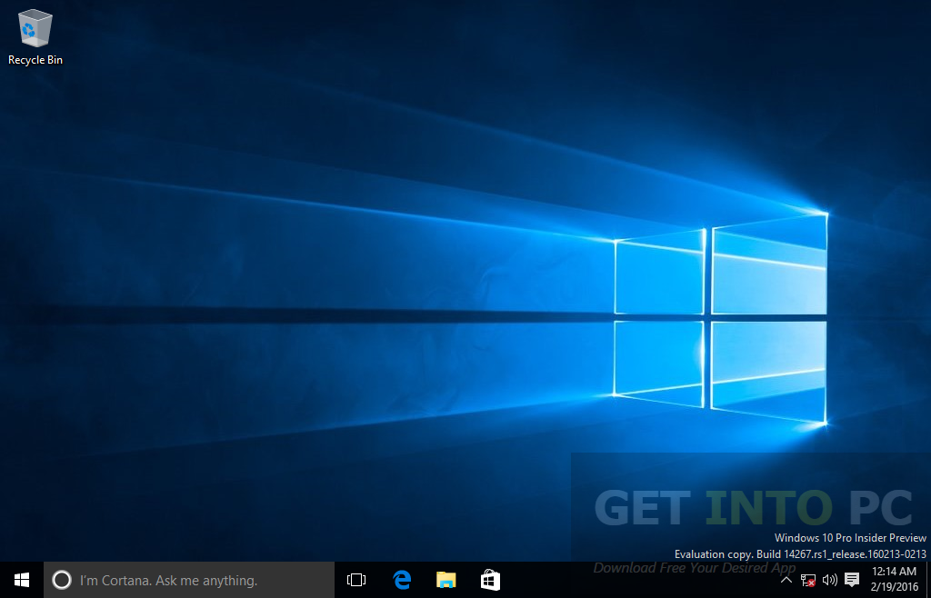 Windows 10 Redstone 14267 Single Language ISO Direct Link Download