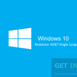 Windows 10 Redstone 14267 Single Language ISO x86 x64 Download