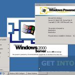 Windows 2000 Server – Advanced Server ISO Free Download