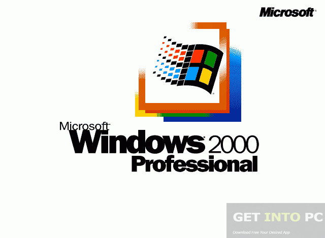 Windows 2000 Server Advanced Server ISO Free Download