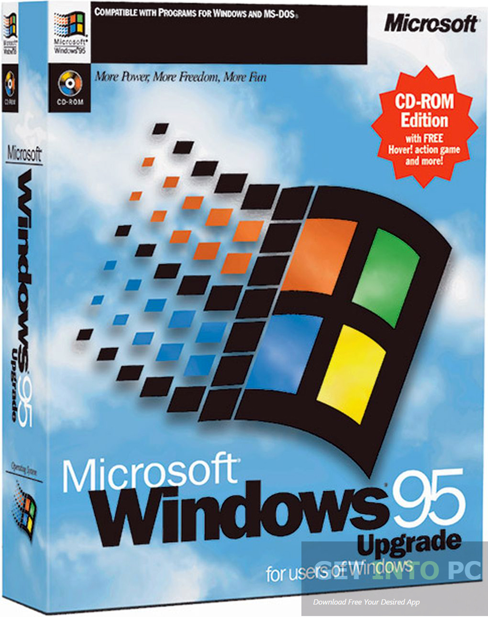 Windows 95 ISO Free Download