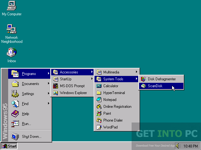 Windows 95 ISO Latest Version Download