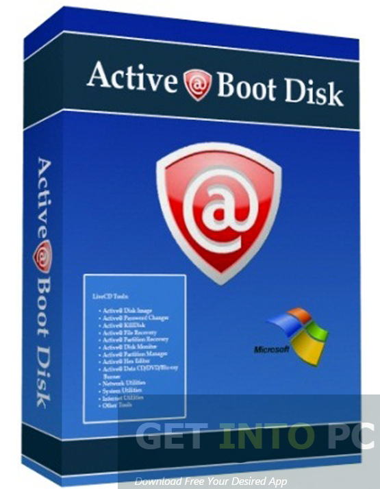 Active Boot Disk Suite 10.5.0 Free Download