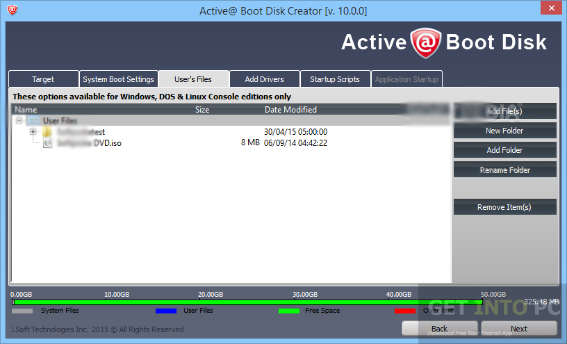 Active Boot Disk Suite 10.5.0 Latest Version Download