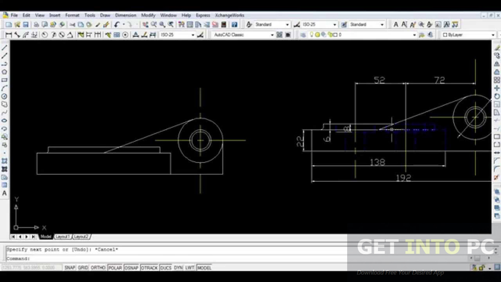 Autodesk AutoCAD 2017 Direct Link Download