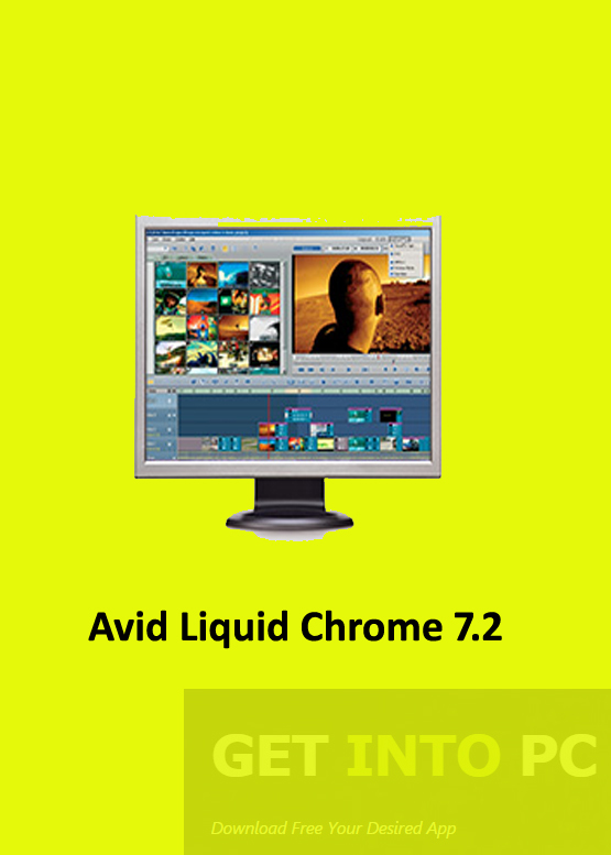 Avid Liquid Chrome 7.2 Free Download