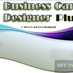 Business Card Designer Plus Portable Free Download