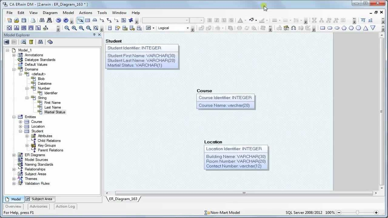 ERwin Data Modeler Latest Version Download