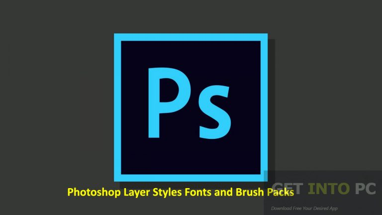 Photoshop Layer Styles Fonts and Brush Packs Technical Setup Details