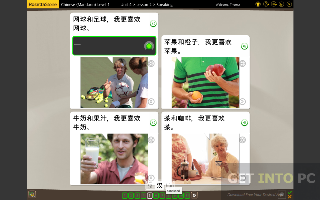 Download rosetta stone-english(full latest version) for free