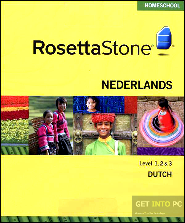 Rosetta Stone Dutch with Audio Companion Free Download