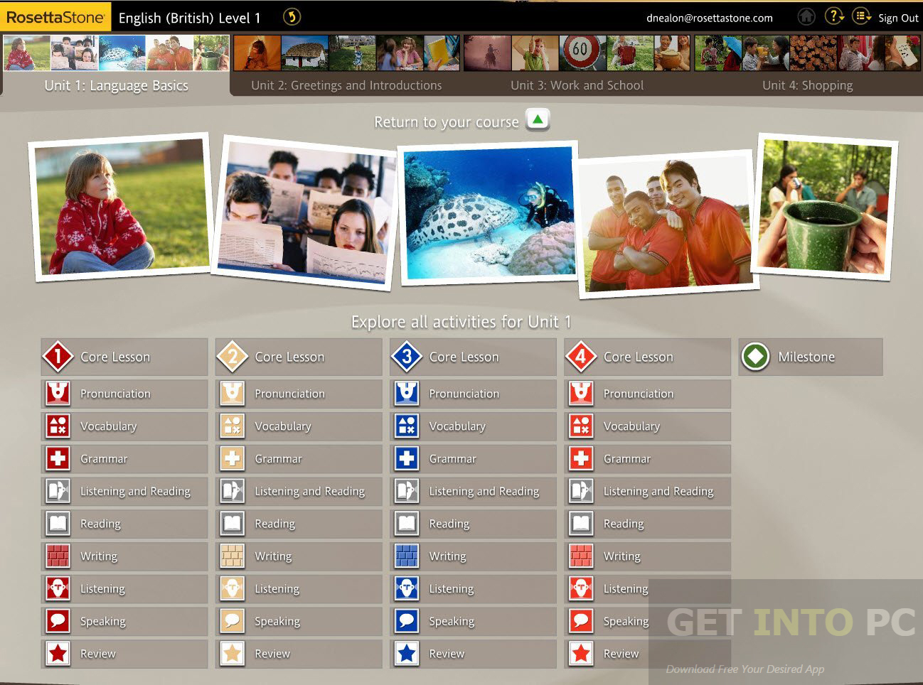 Download Rosetta Stone Mac Spanish, Download