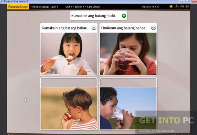 Rosetta Stone Filipino With Audio Companion Latest Version Download