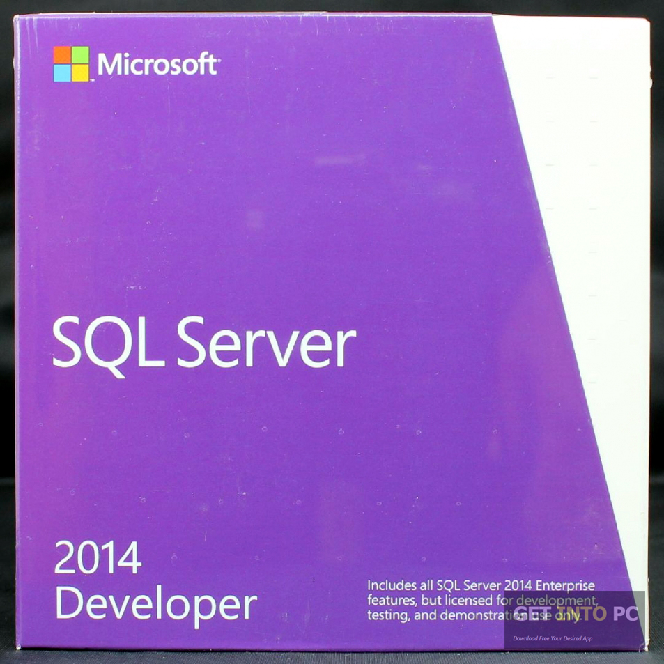 SQL Server 2014 Developer Edition Free Download