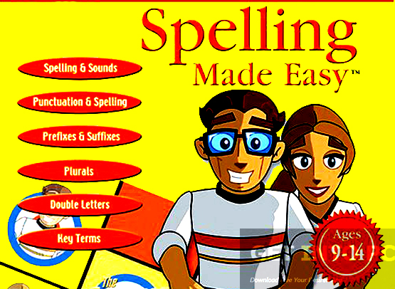Spelling Made Easy Educational Offline Installer Download