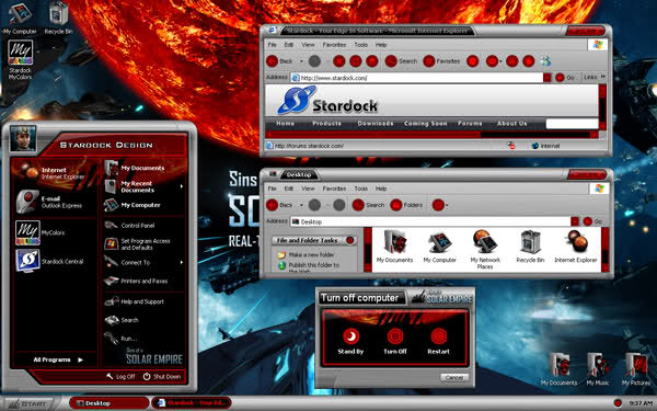 Stardock WindowBlinds 8.13 + 460 Theme Collection Direct Link Download