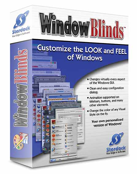 Stardock WindowBlinds 8.13+460 Theme Collection Download