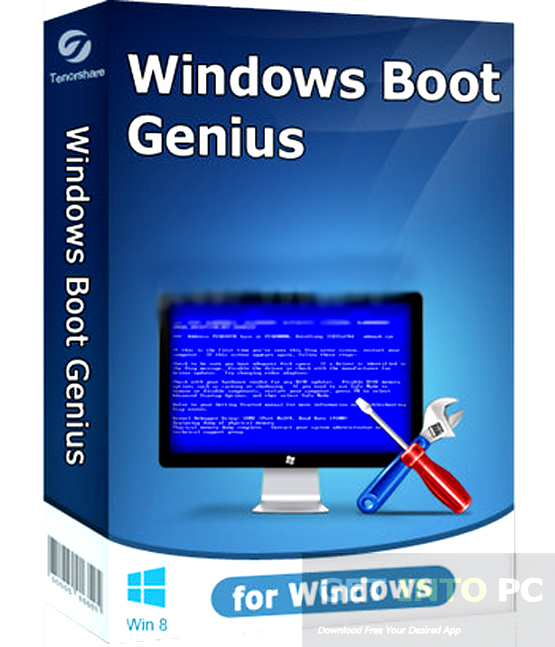 Tenorshare Windows Boot Genius Free Download