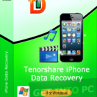 Tenorshare iPhone Data Recovery Free Download