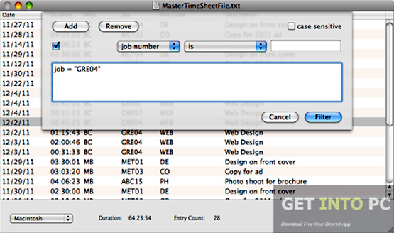 Timesheet Manager Latest Version Download
