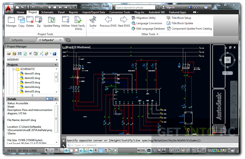 AutoCAD Electrical v2017 64 Bit ISO Direct Link Download
