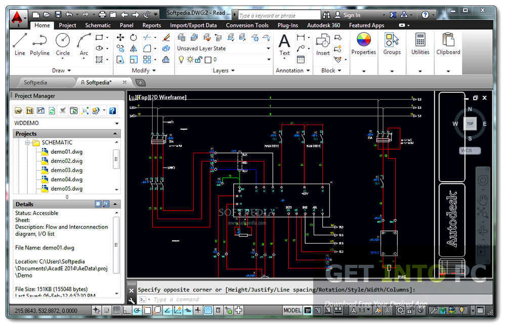 AutoCAD Electrical v2017 64 Bit ISO Latest Version Download