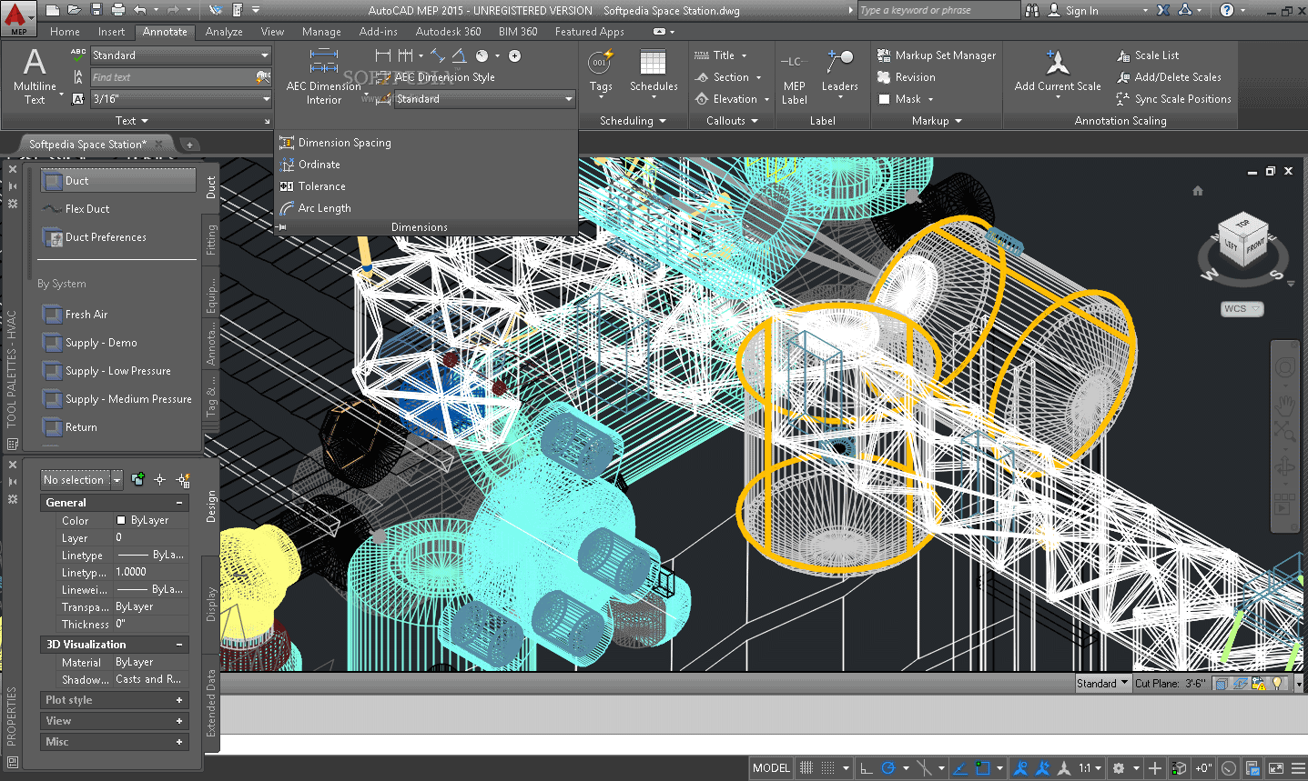 AutoCAD MEP v2017 64 Bit ISO Free Download