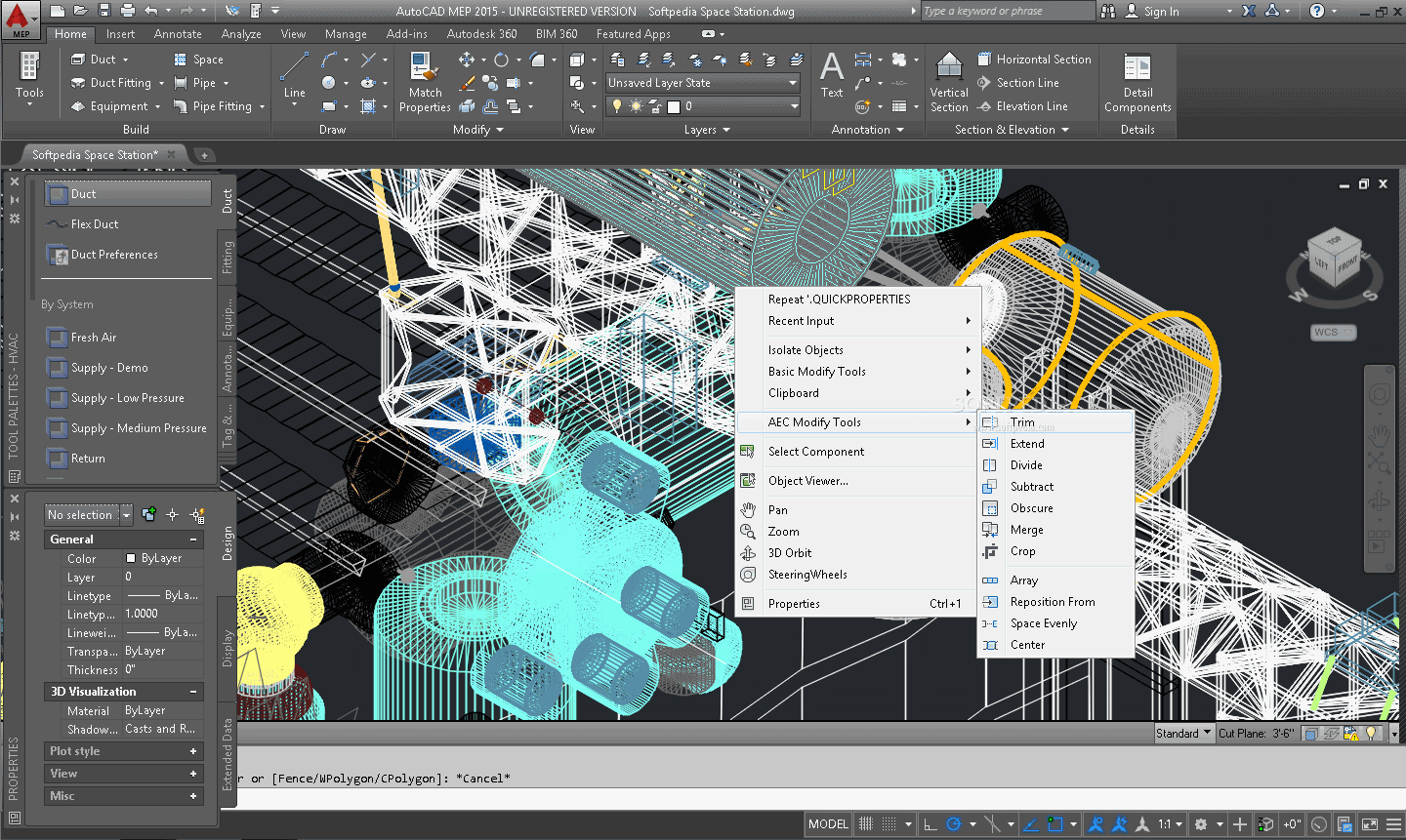 AutoCAD MEP v2017 Latest Version Download