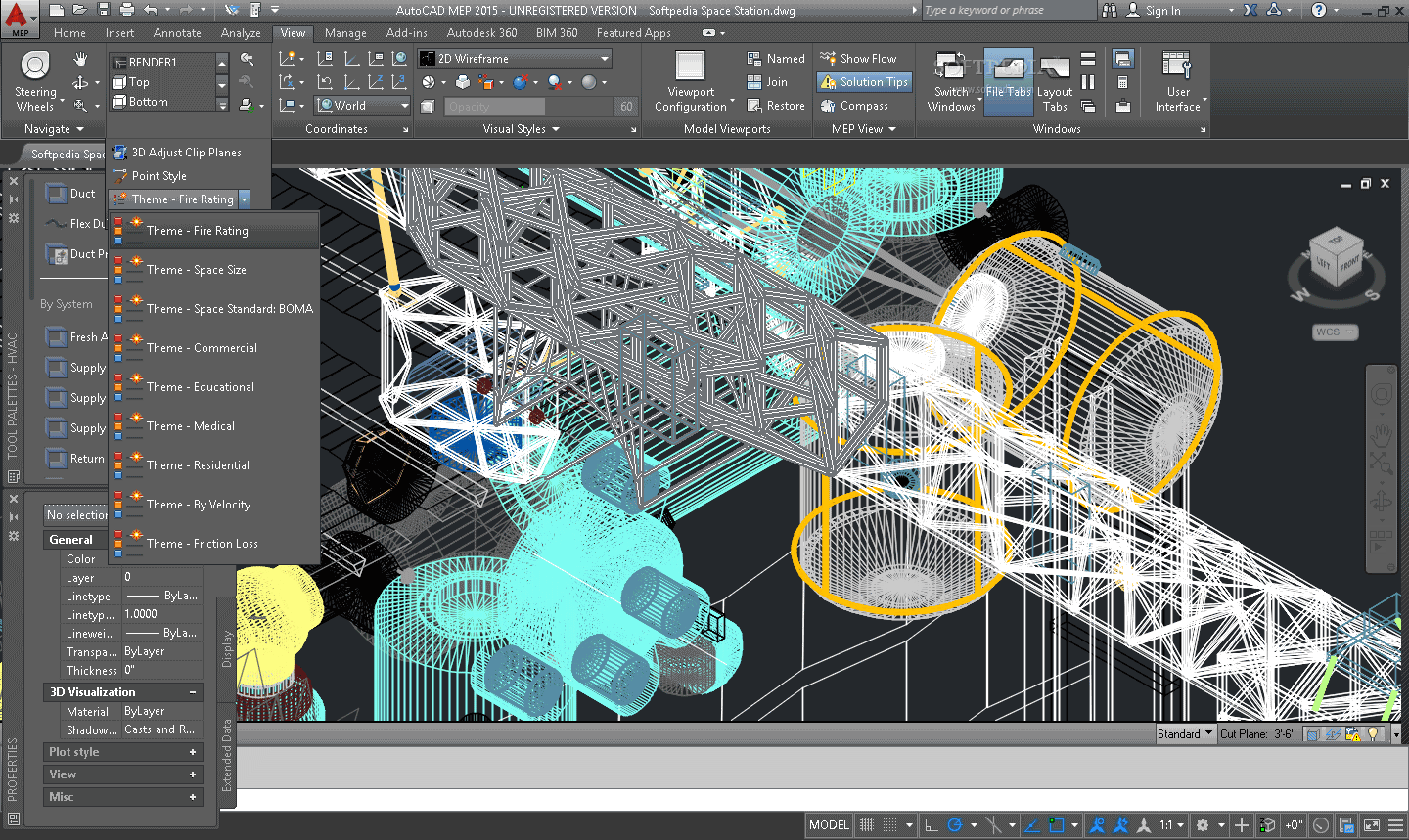 AutoCAD MEP v2017 Offline Installer Download