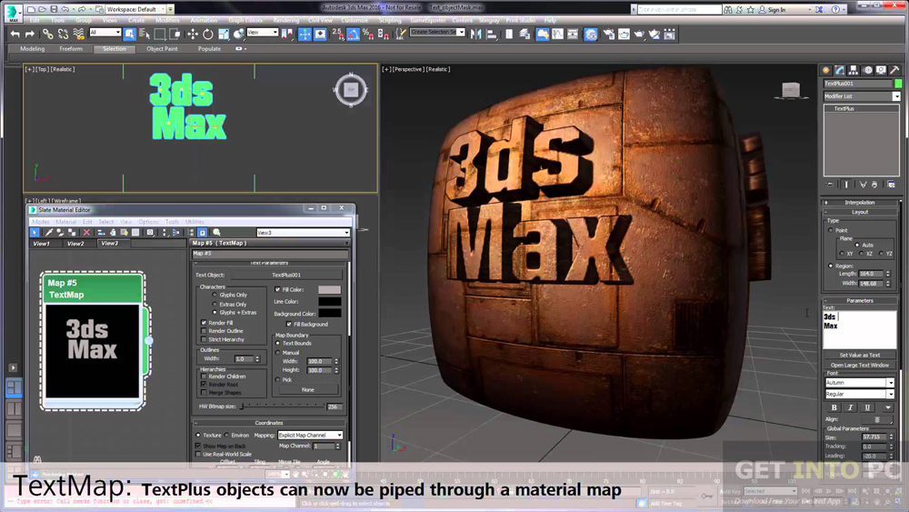 Autodesk 3ds Max 2017 Direct Link Download