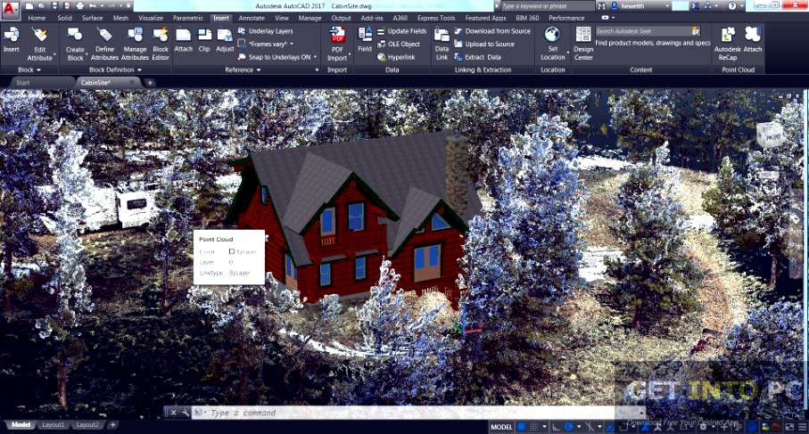 Autodesk AutoCAD 2017 x32 x64 Bit Free Download