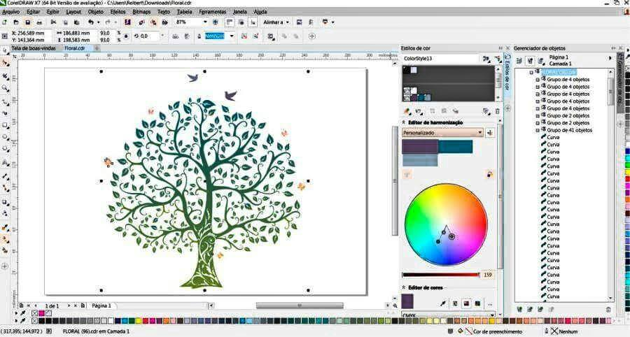 CorelDRAW Graphic Suite x8 Latest Version Download
