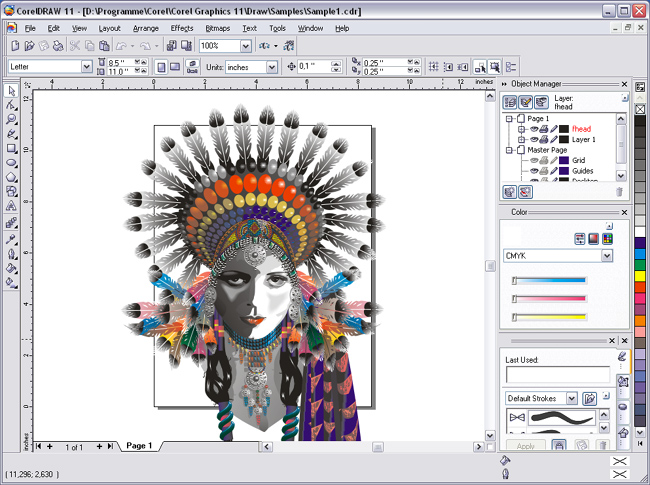 CorelDRAW Graphic Offline Installer la Télécharger