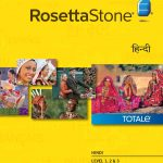 Rosetta Stone Hindi with Audio Companion Free Download