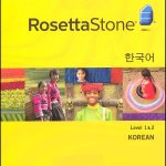 Rosetta Stone Korean with Audio Companion Free Download