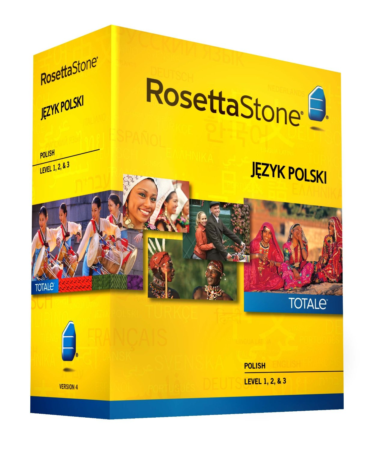 Rosetta Stone Polish with Audio Companion Free Download