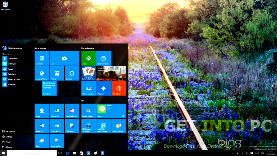 Windows 10 Home Pro x64 v1511 Apr 2016 ISO Direct Link Download