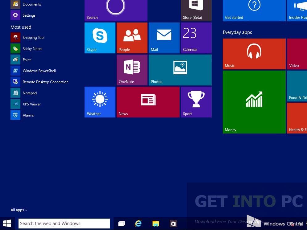 Windows 10 Home Pro x64 v1511 Apr 2016 ISO Latest Version Download