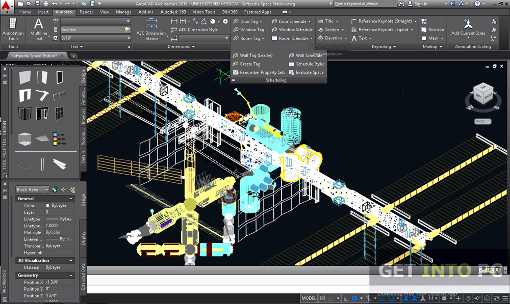 Direct Link Download d'AutoCAD Architecture