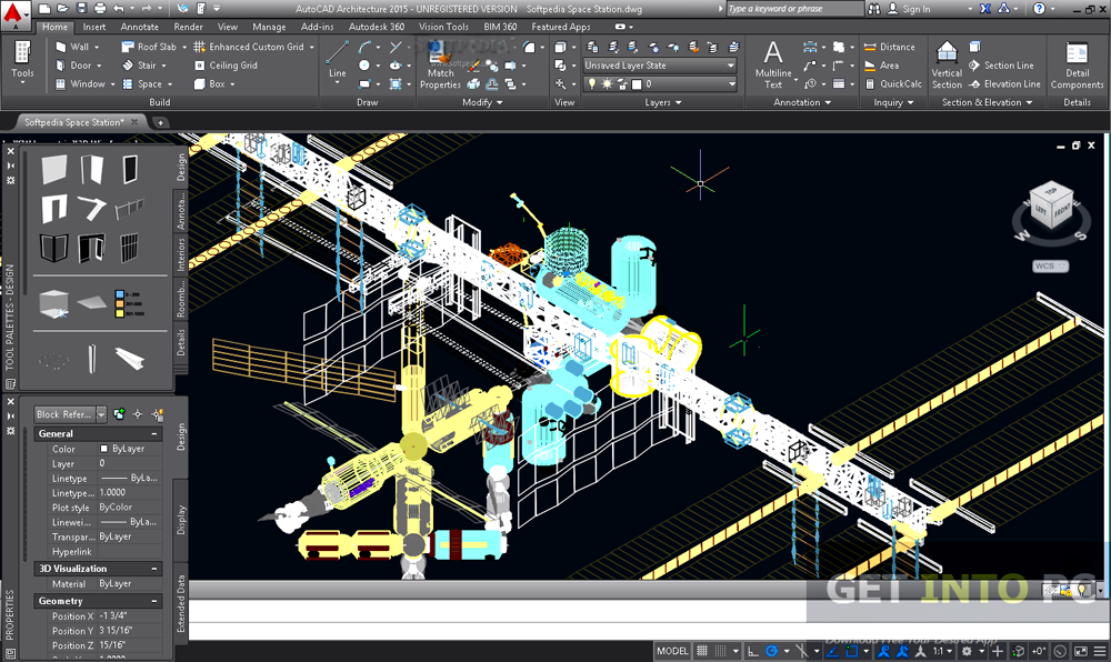 AutoCAD Architecture v2017 Latest Version Download