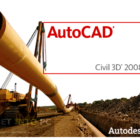 Autodesk AutoCAD Civil 3D 2008 Free Download