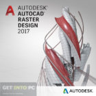 Autodesk AutoCAD Raster Design 2017 x64 ISO Free Download