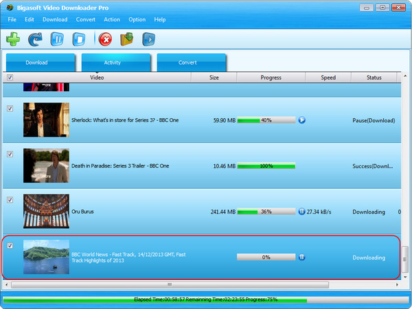 Bigasoft Video Downloader Pro 3.11.4.5964 Direct Link Download