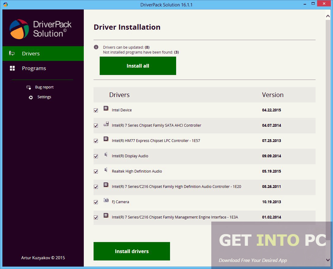 DriverPack Solution 16.5 Full ISO Offline Installer Download