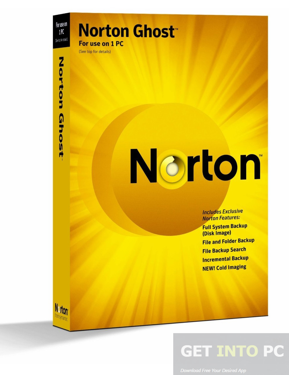 Norton Ghost 15.0.0.35659 +Recovery Disk(SRD) ISO Free Download
