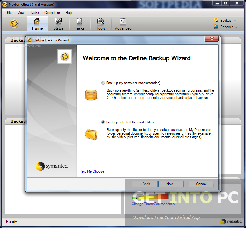 Norton Ghost 15.0.0.35659 +Recovery Disk(SRD) ISO Latest Version Download